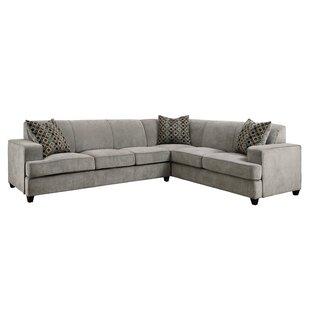 Light Grey Sectional Sofa | Wayfair