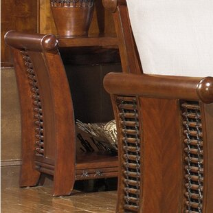 College Park End Table by Acacia Home and Garden