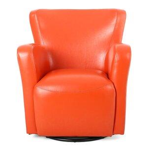makson swivel armchair