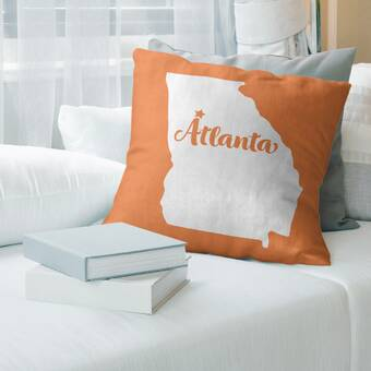 Ebern Designs Ayer Faux Leather Geometric 20 Throw Pillow Cover Wayfair