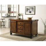 Healey Kitchen Cart by Gracie Oaks