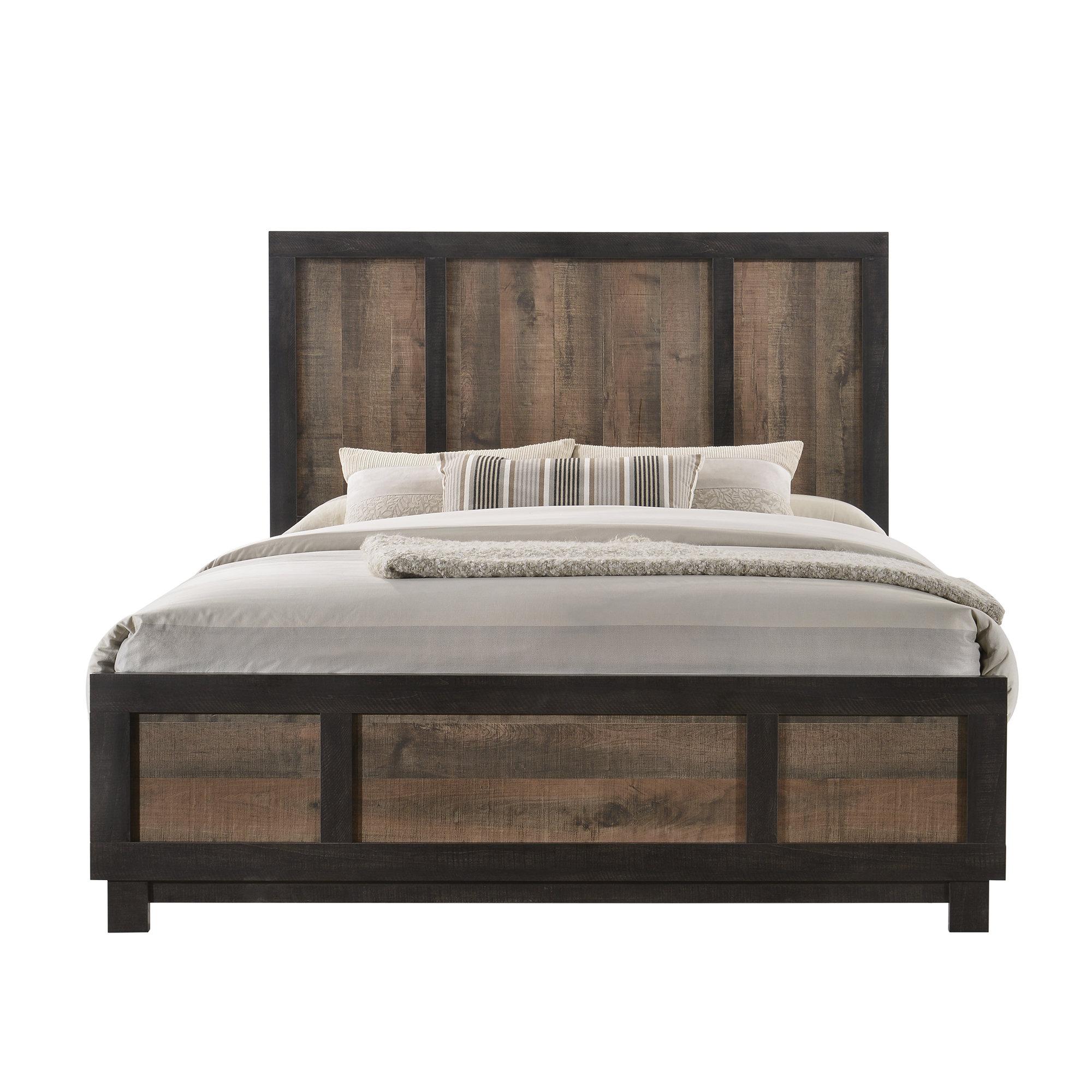 Gracie Oaks Llewellyn Standard Bed Reviews Wayfair