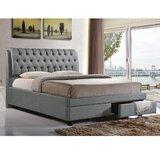 Arazia Upholstered Storage Platform Bed by House of Hampton®
