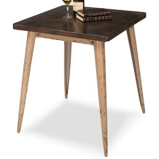 Tolix Cafe End Table