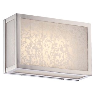 1-Light Bath Sconce by Metropo..