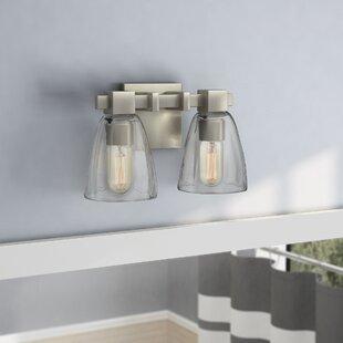 Zipcode Design Marnie 2-Light Vanity Light