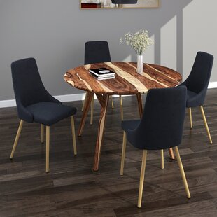 Bixby 5 Piece Dining Set by Ivy Bronx Great Reviews