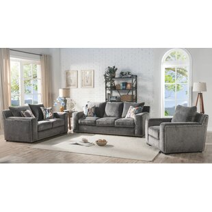 Clayton Configurable Living Room Set by Brayden Studio