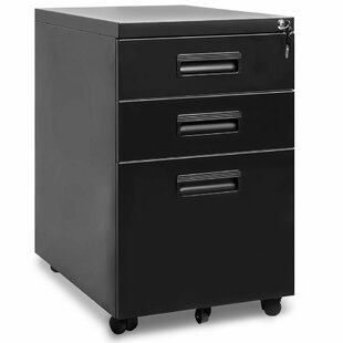 3 Drawer Filing Cabinet By 17 Stories