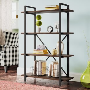 Ross Etagere Bookcase