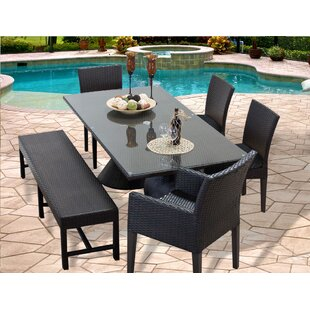 TK Classics Napa 6 Piece Dining Set