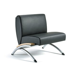 Review Point Guest Chair by Borgo