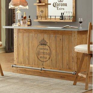 ECI Furniture Corona Bar with Wine Storage