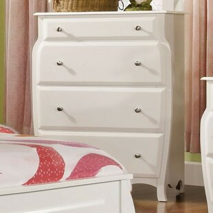 Best Choices Salyer 4 Drawer Chest by Harriet Bee Reviews (2019) & Buyer's Guide