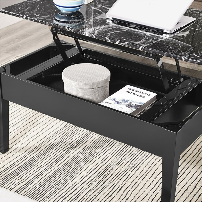 Fantastic Carterville Lift Top Coffee Table With Storage Andrewgaddart Wooden Chair Designs For Living Room Andrewgaddartcom