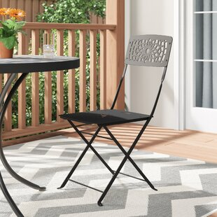 Newt Folding Dining Chair By Sol 72 Outdoor