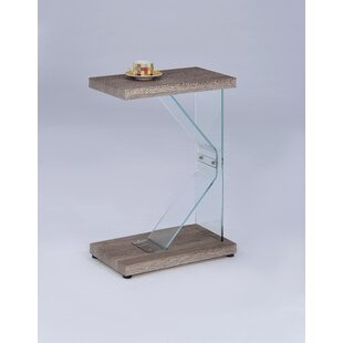 Binegar End Table by Wrought S..