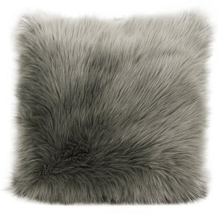 Faux Fur Pillow And Throw Set Wayfair