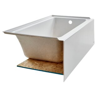 Affordable Price Studio Acrylic 60 x 30 Alcove Soaking Bathtub By American Standard