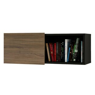 Darla Wall Shelf with Sliding Door by Latitude Run