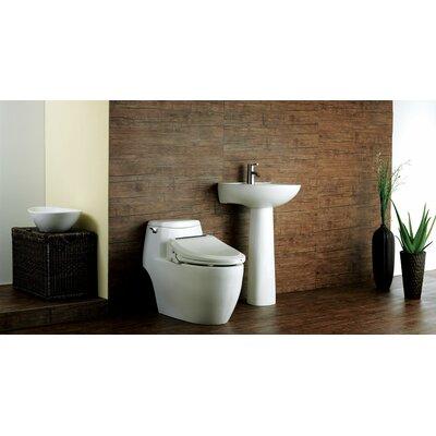 """Ultimate Advanced Toilet Seat Bidet Bio Bidet Size: 5.62"""" H x 18.34"""" W x 19.2"""" D"""