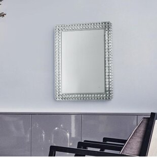 Bocanegra Illuminated Bathroom/Vanity Mirror ByHouse of Hampton