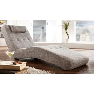 Tippett Chaise Longue By 17 Stories