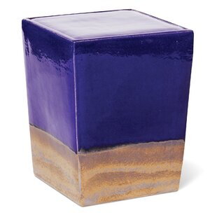 2 Glaze Square Cube (Set of 2) by Seasonal Living