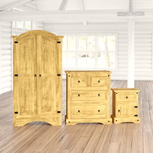 Dean 3 Piece Bedroom Set By Alpen Home