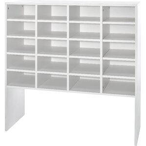 20 pair shoe storage cabinet