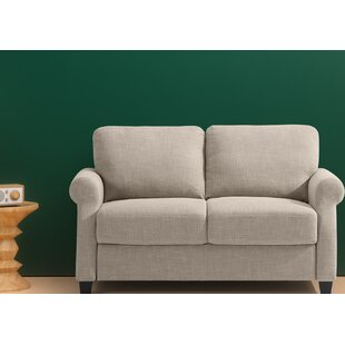 Korn Traditional Loveseat by Red Barrel Studio Discount