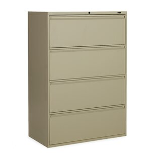 1900 Plus 4-Drawer Lateral File