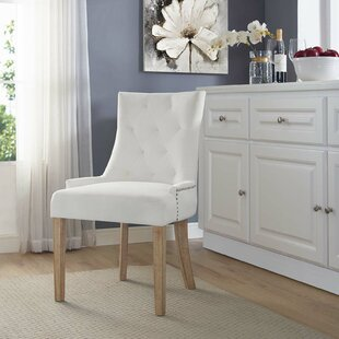 Lenoir Velvet Upholstered Dining Chair