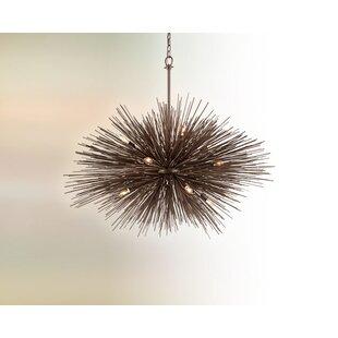 Brayden Studio Westerfield 12-Light Sputnik Chandelier