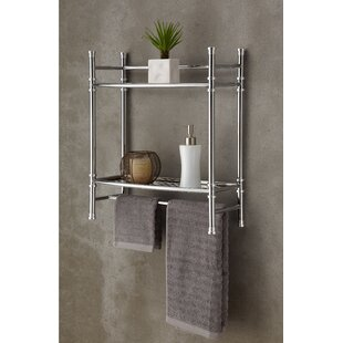 Read Reviews Wall Mounted/Countertop Towel Rack By BEST LIVING INC