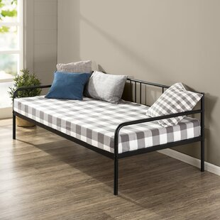 Beckenham Twin Day Bed Frame by Harriet Bee