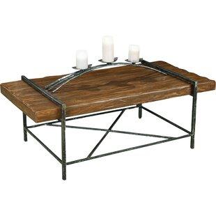 Millwood Pines Treiber Coffee Table