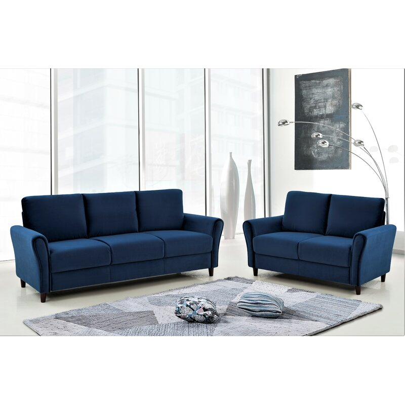 Orrum 2 Piece Living Room Set