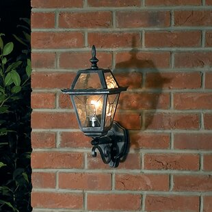 Glynis 1 Light Outdoor Wall Lantern By Marlow Home Co.