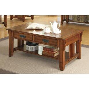Rock Coffee Table Loon Peak