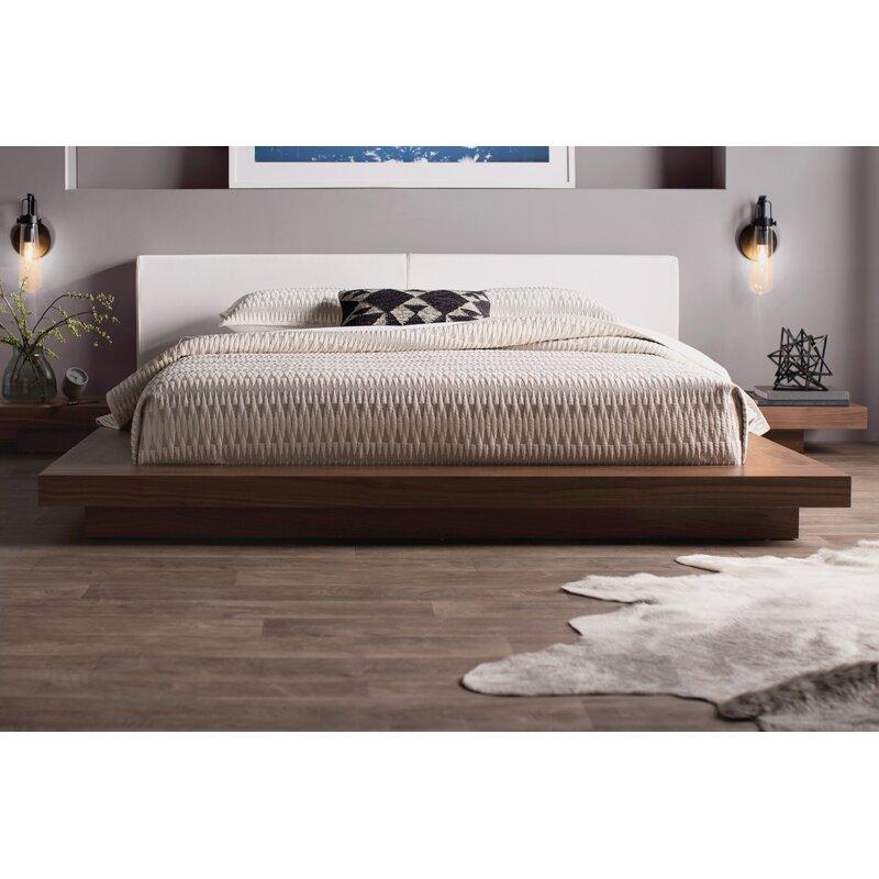Coalville Upholstered Platform Bed