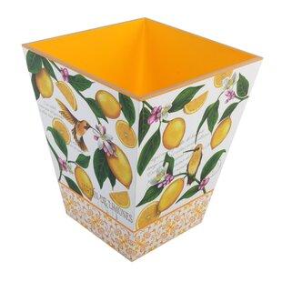 TSC Giftables Lemon Garden Waste Basket