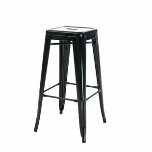 Fontenot Bar Stool (Set Of 2) By Borough Wharf