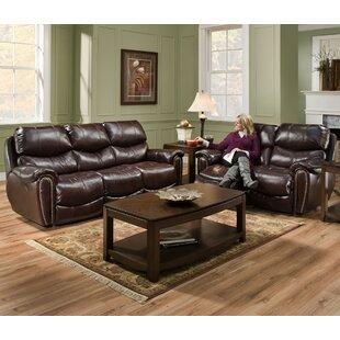 Red Barrel Studio Carolina Reclining Configurable Living Room Set