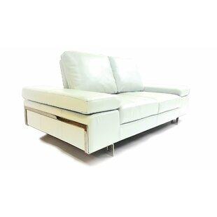 Gia Leather Sofa