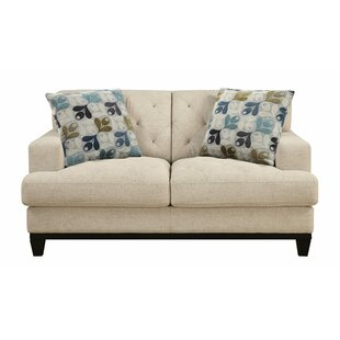 Shop Sagefield Loveseat by Ebern Designs