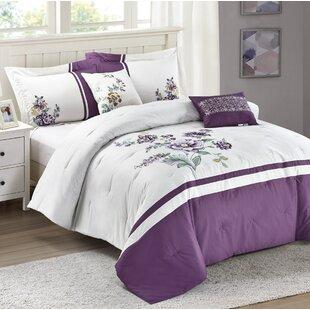 Appomattox 5 Piece 100% Cotton Comforter Set