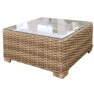 Sarda Rattan Coffee Table By Sol 72 Outdoor