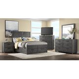 Narberth Panel Configurable Bedroom Set by Union Rustic