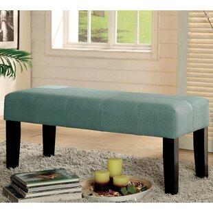 Bury Upholstered Bench by Hokku Designs